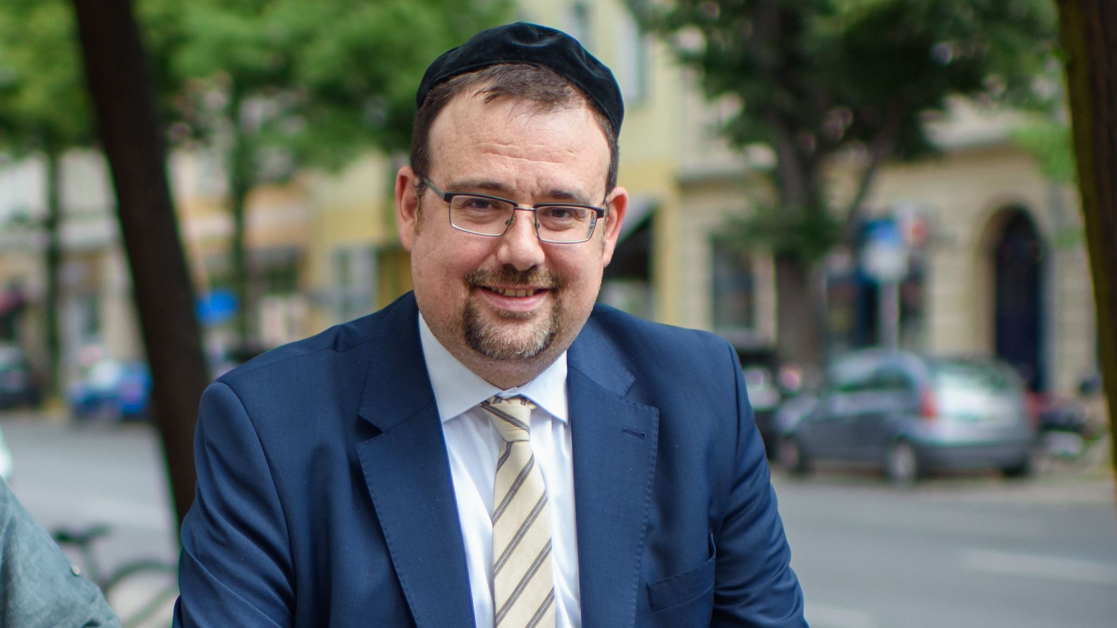 Der Amberger Rabbiner Elias Dray