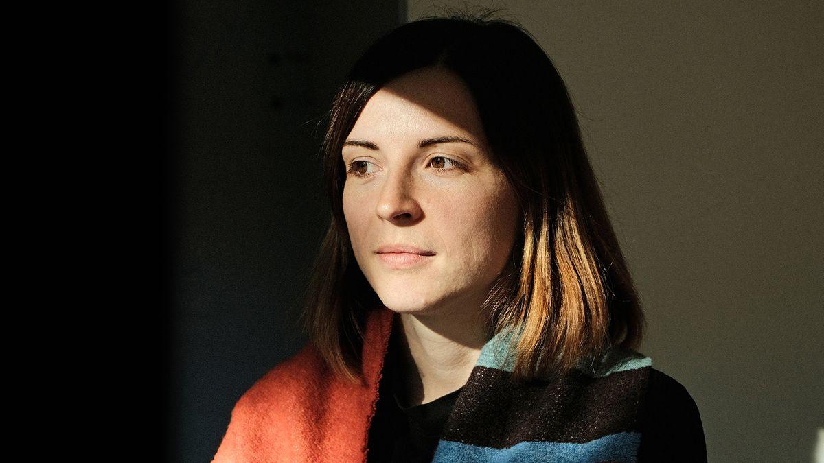 Porträt von Dorothee Elmiger