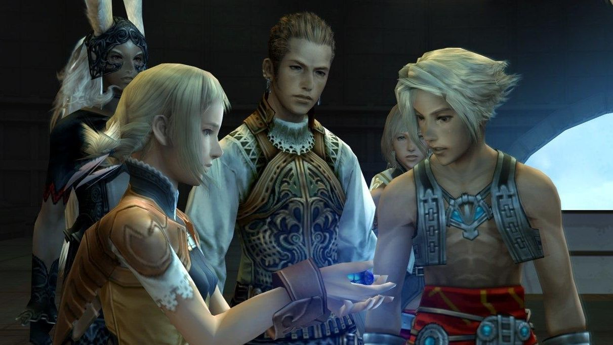 Screenshot aus Final Fantasy XII