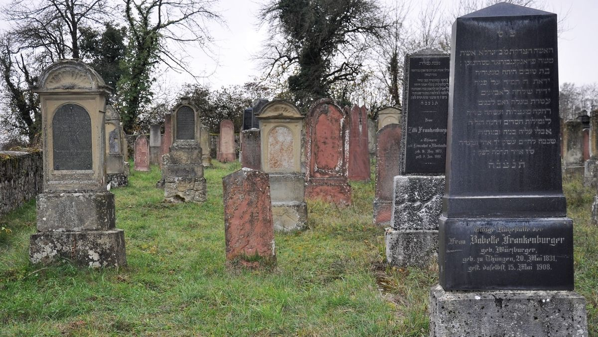 Jüdischer Friedhof in Laudenbach