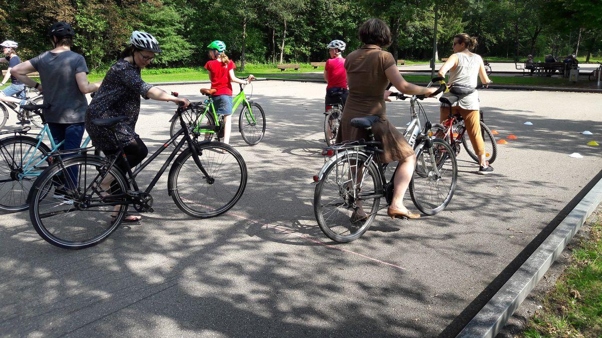Fahrradsicherheitstraining