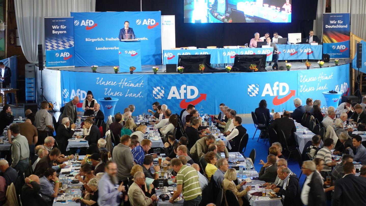 AfD-Landeschef Sichert: Söder verkauft Bayern an Ökofaschisten