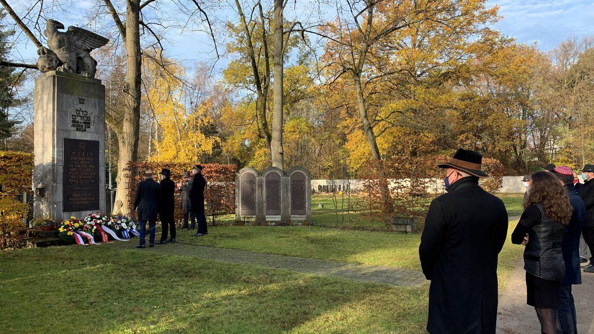 Gedenkveranstaltung zur Pogromnacht in Nürnberg
