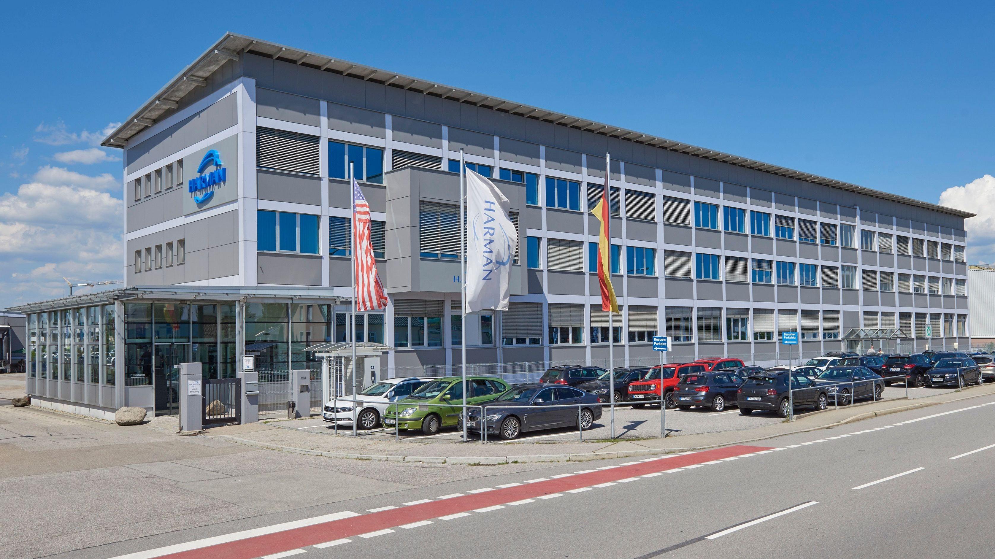 Der Harman-Standort in Straubing soll noch dieses Jahr schließen