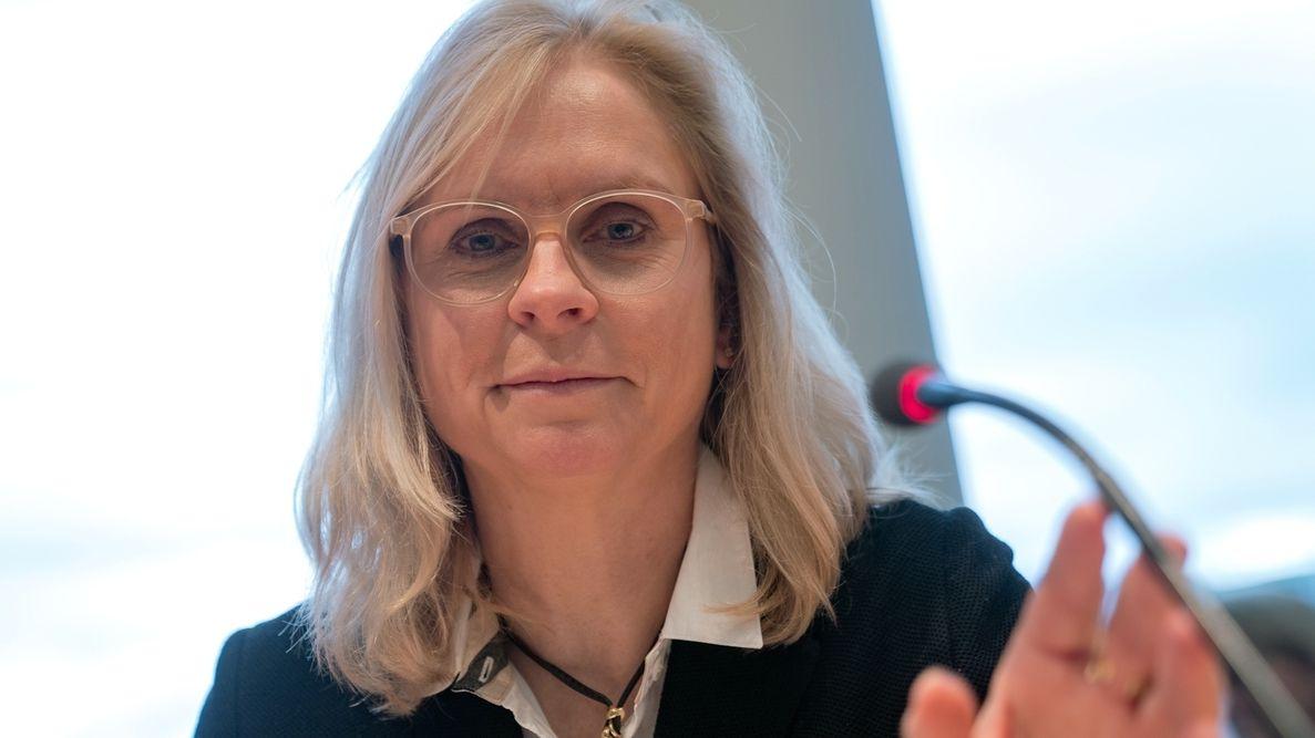 Bundestag Innenausschuss, Andrea Lindholz (CSU)