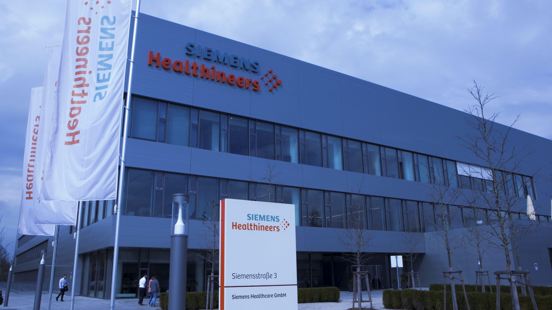 Siemens Healthineers in Forchheim