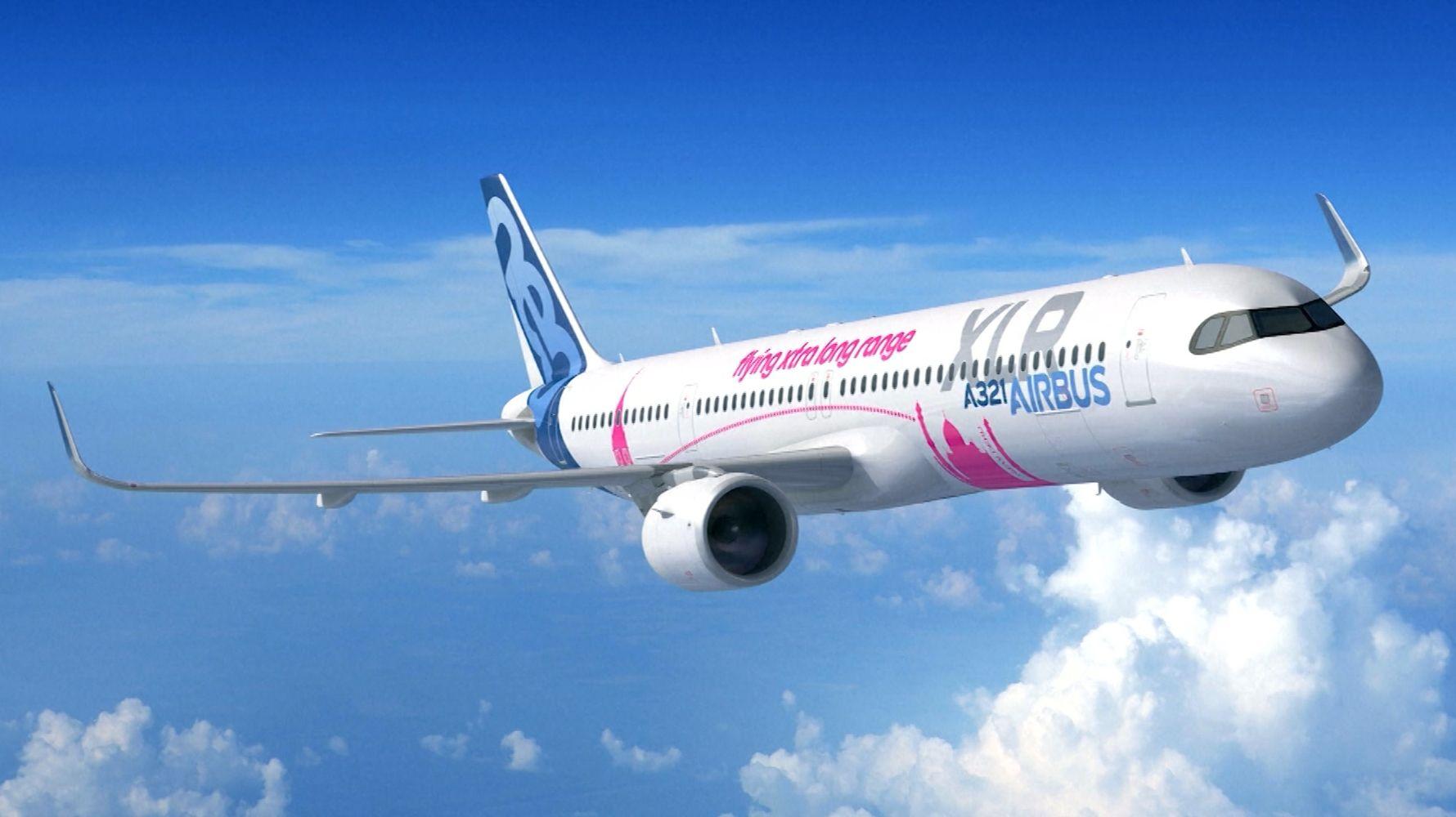 Der erste Tag der weltgrößten Luftfahrtmesse im französischen Le Bourget war von der Präsentation des neuen Airbus-Modells A321 sowie von der Besiegelung des europäischen Kampfjet-Projekts von Deutschland, Frankreich und Spanien geprägt.