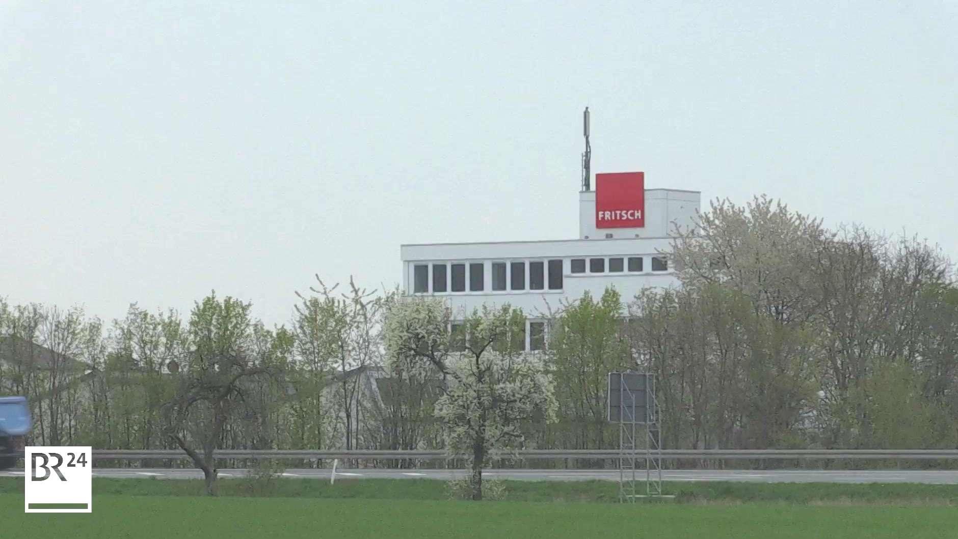 Fritsch GmbH am Standort Markt Einersheim