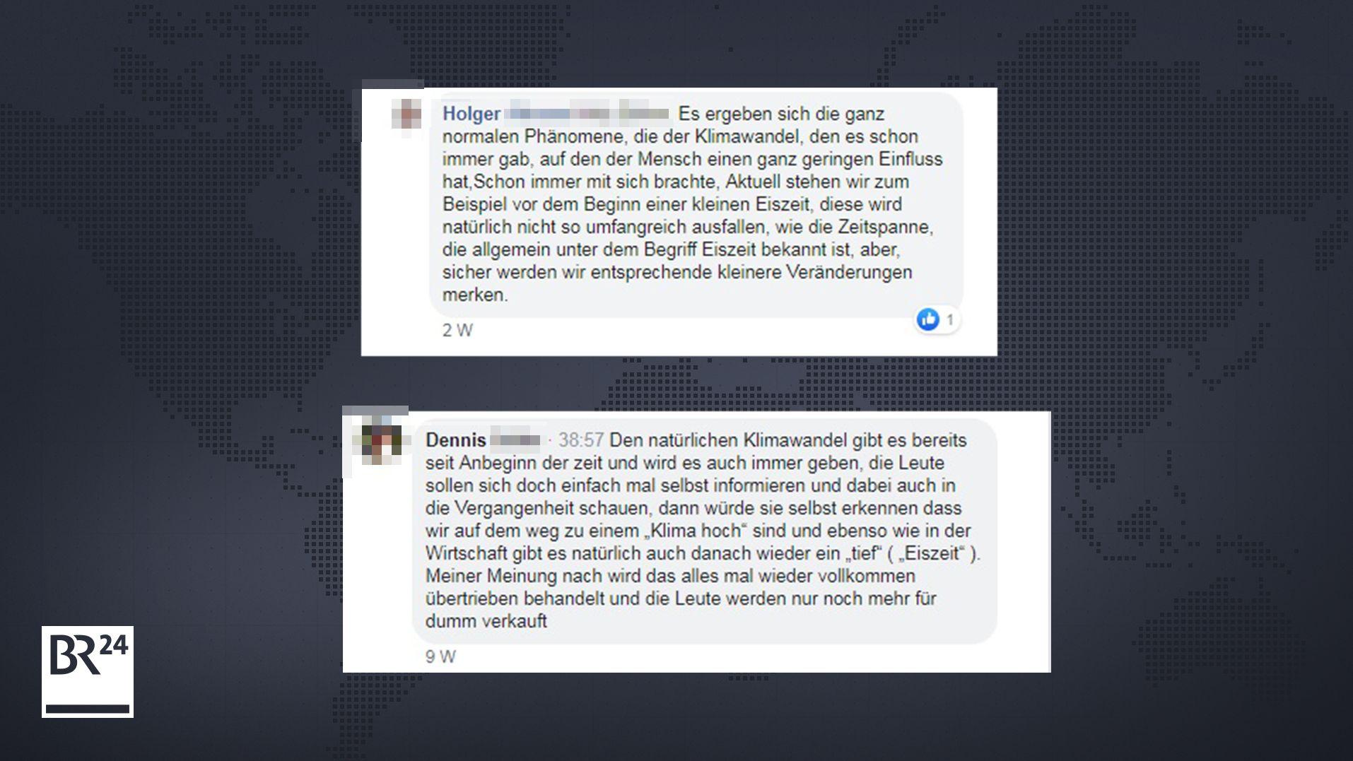 Kommentare von BR24-Usern