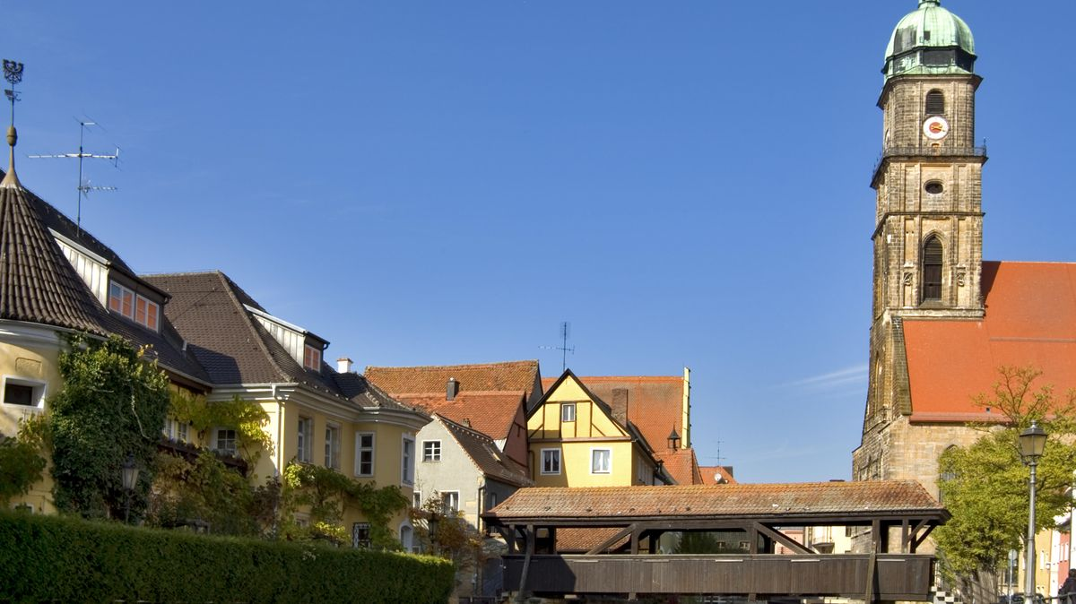 Kirche St. Martin in Amberg