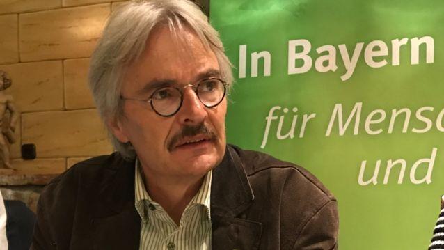 Richard Mergner (Archivbild)