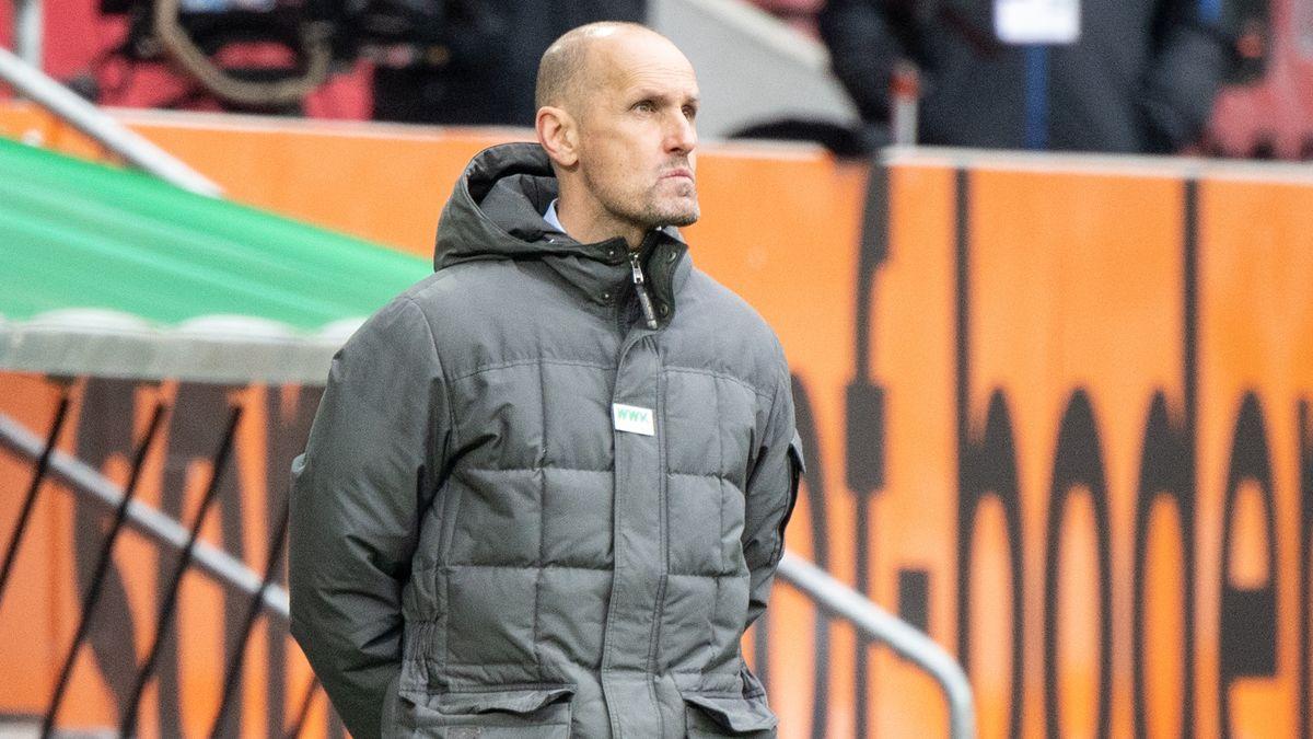 Trainer Heiko Herrlich