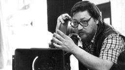 Unbequem, laut, rebellisch: Rainer Werner Fassbinder an der Kamera | Bild:Frank Leonhardt/Picture Alliance