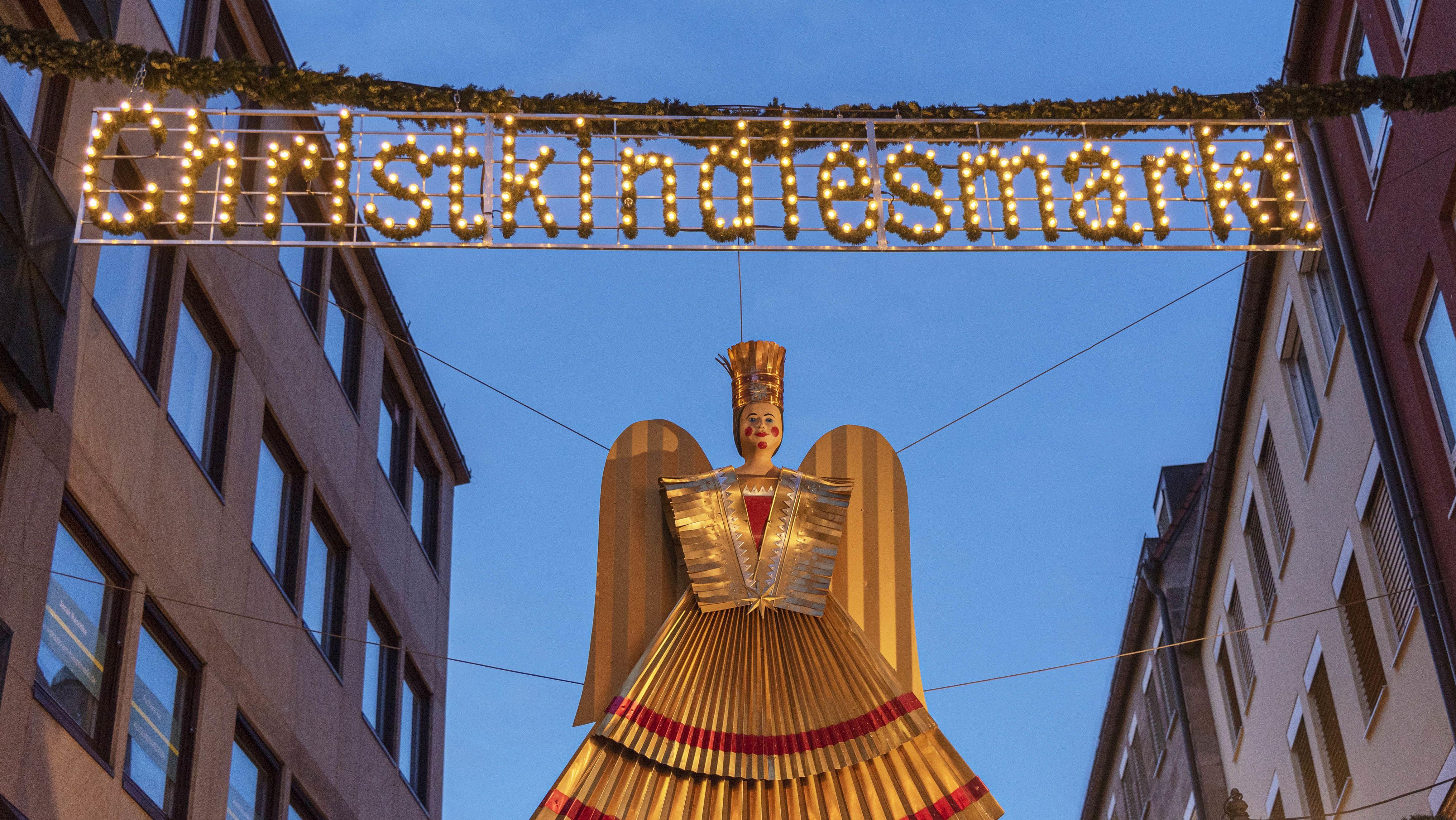 Nürnberger Christkindlesmarkt 2019 geht zu Ende