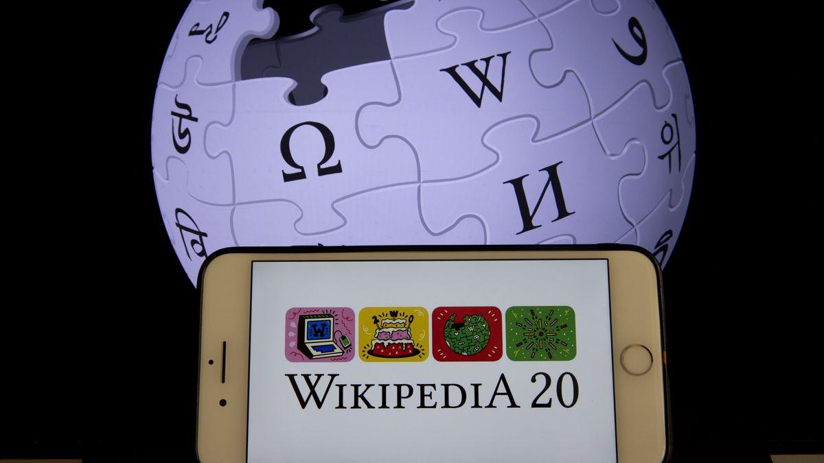 Wikipedia-Seite