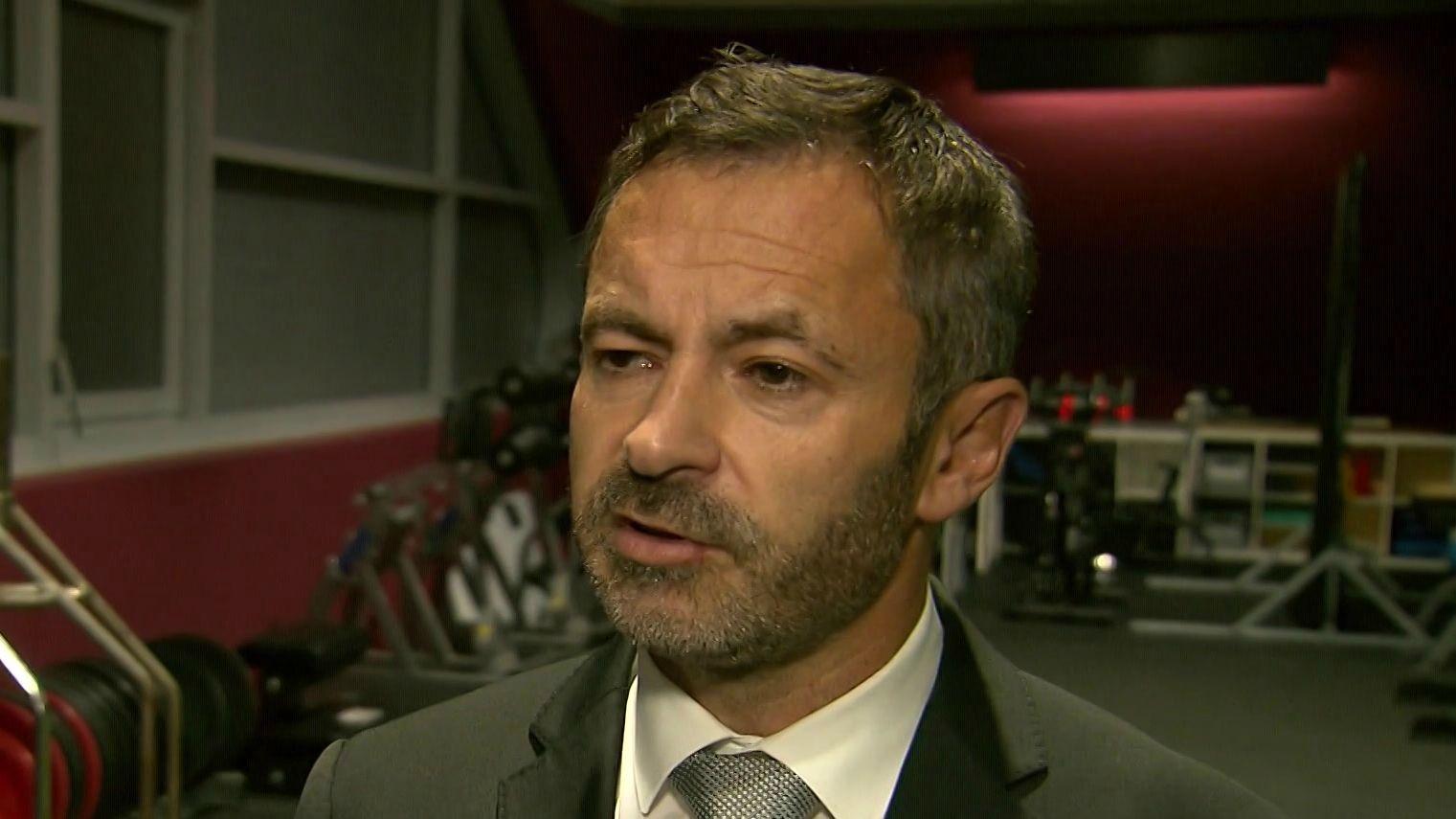 Alfons Hölzl, Sprecher von Team Sport Bayern