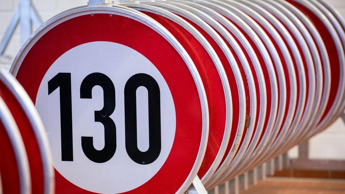 Tempolimit 130 auf Autobahnen