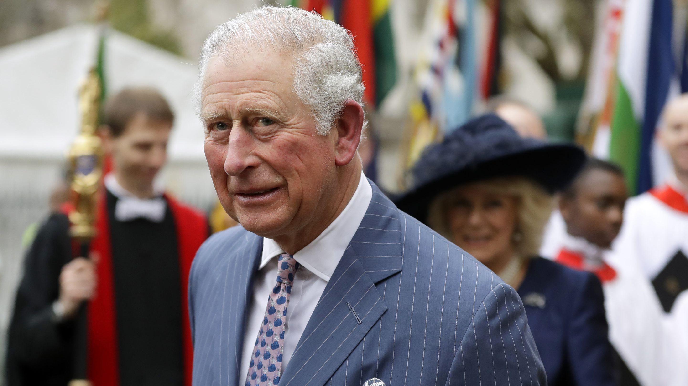 Prinz Charles ist am Coronavirus erkrankt.