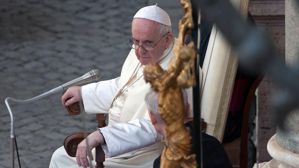 Papst Franziskus ist bereits gegen das Coronavirus geimpft.