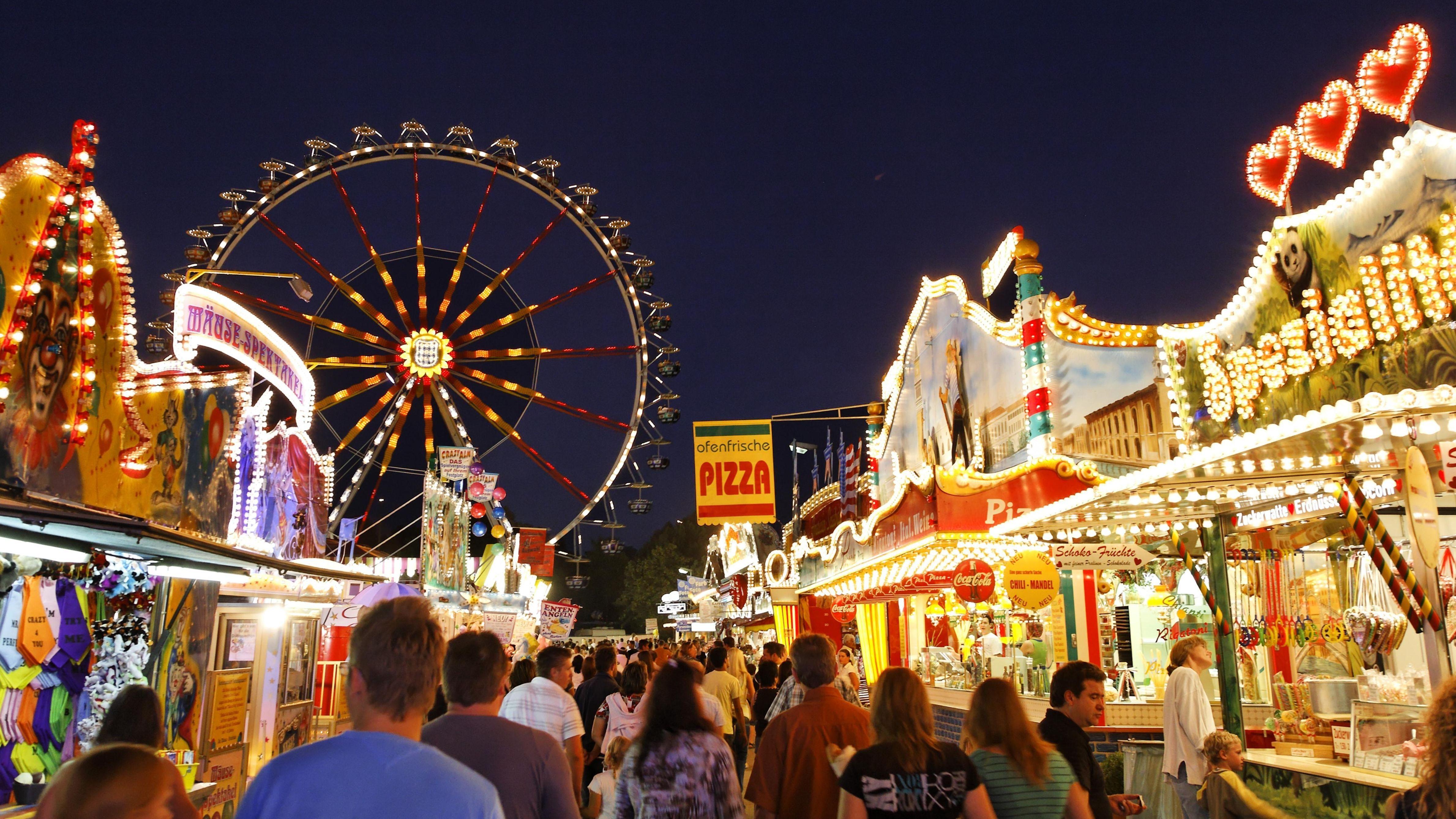 Letztes Jahr kamen mehr als 750.000 Besucher zu dem Volksfest auf dem Regensburger Dultplatz.