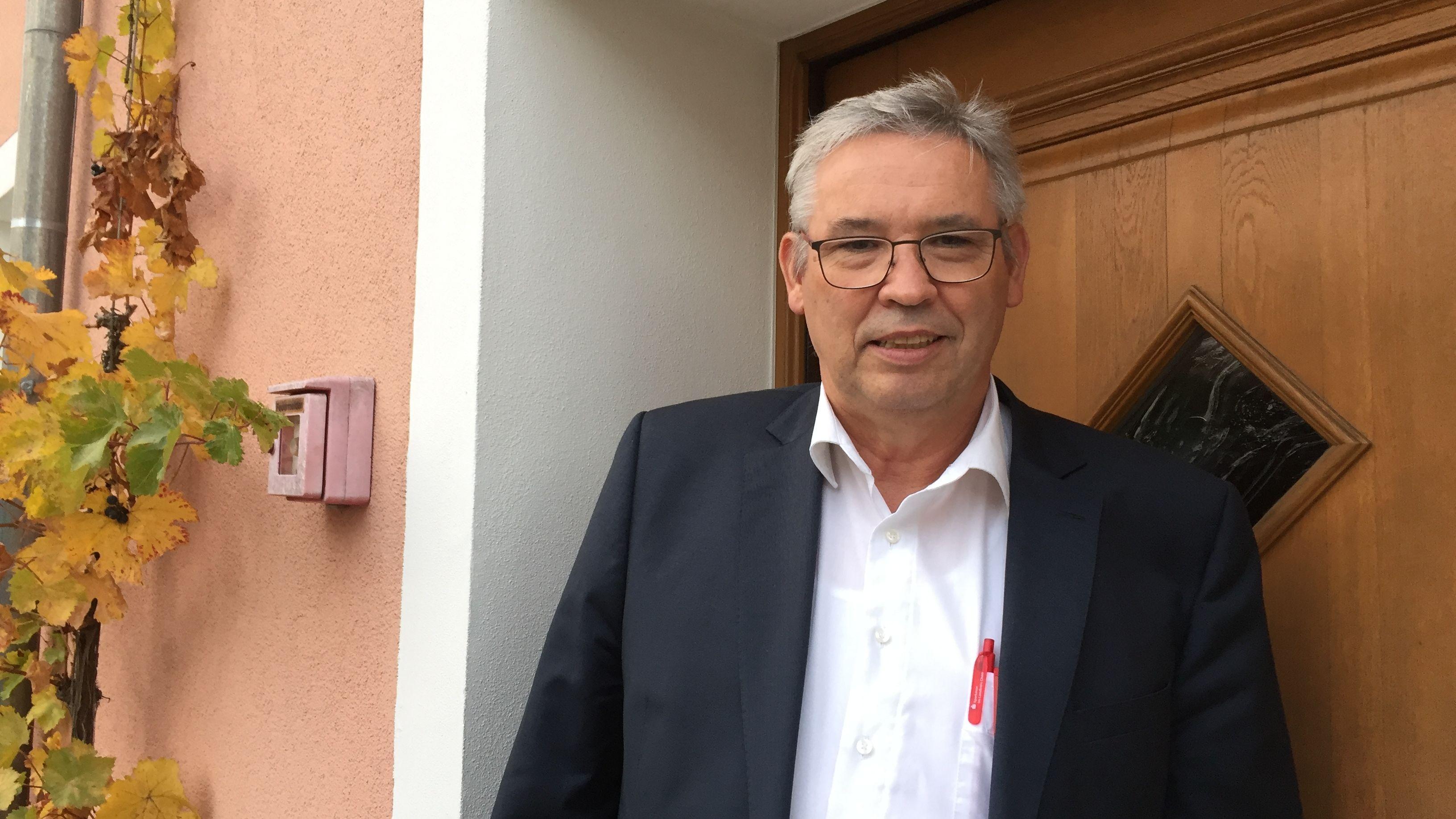 Der amtierende ehrenamtliche Bürgermeister Roider tritt nicht mehr an