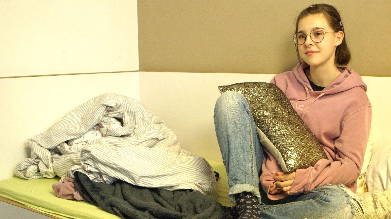Die 15-jährige Greta leidet seit Jahren an einer Depression