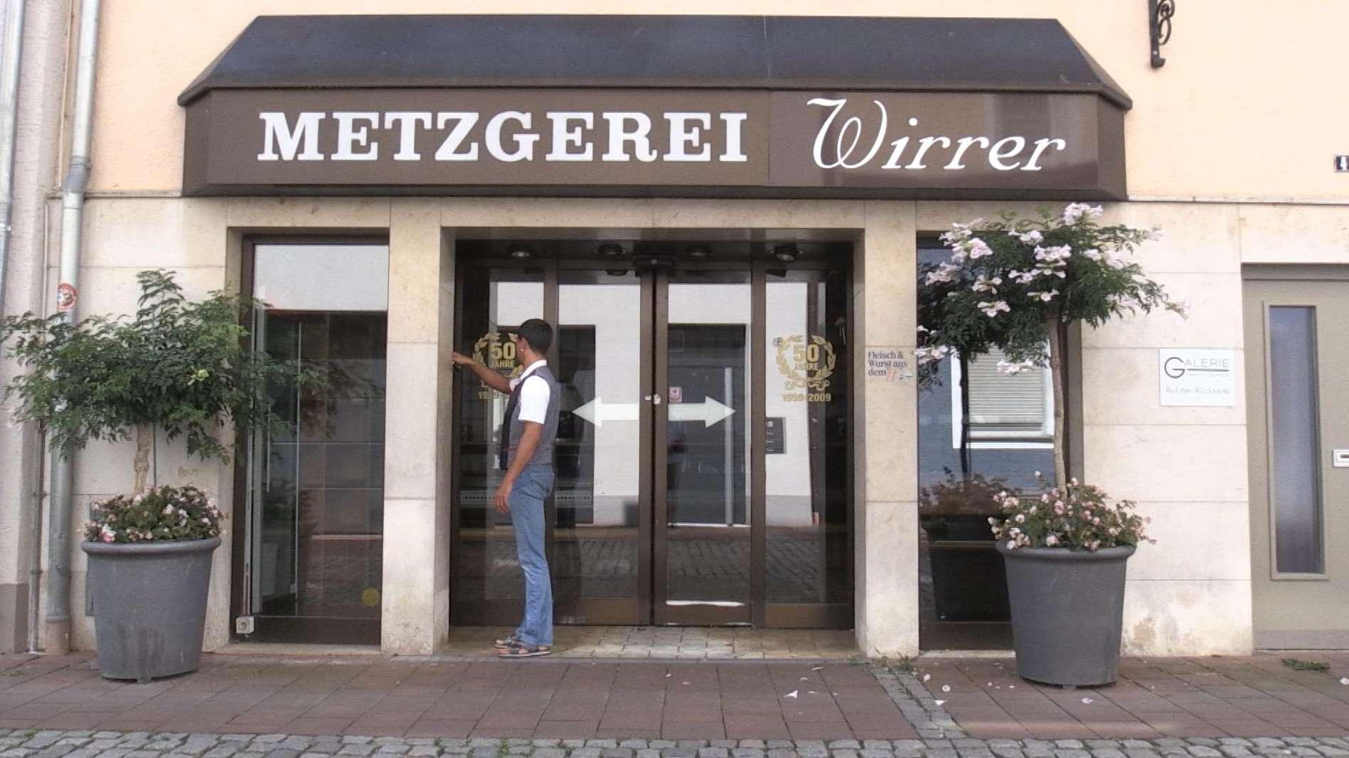 Die Metzgerei Wirrer im niederbayerischen Deggendorf musste 2018 schließen.