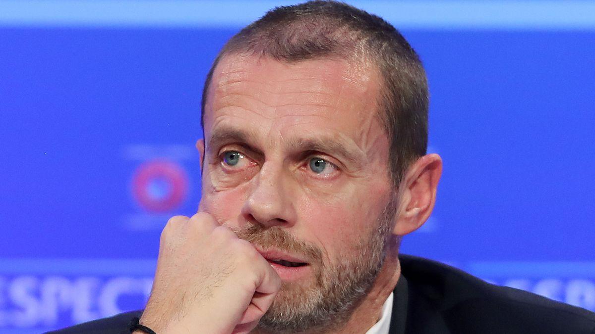 Aleksander Ceferin - UEFA Präsident