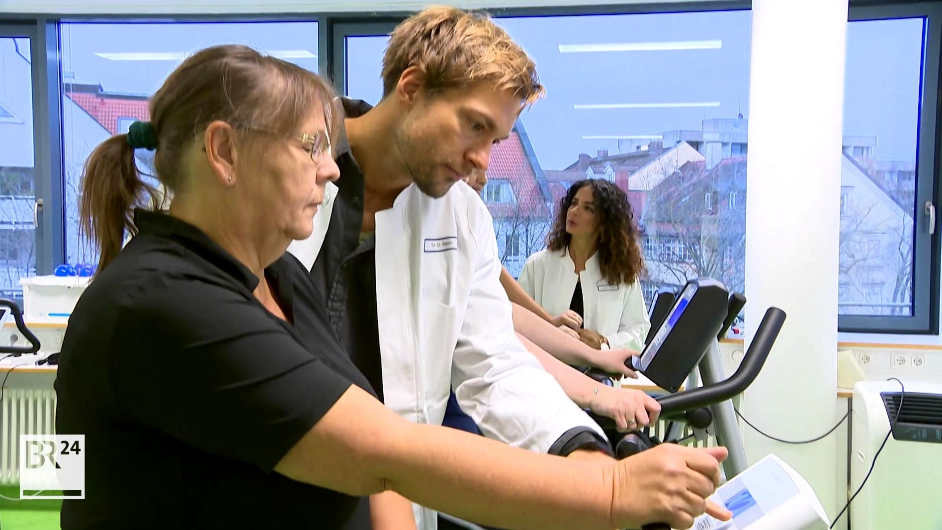 Dr. Dejan Reljic Sportwissenschaftler an der Uniklinik Erlangen