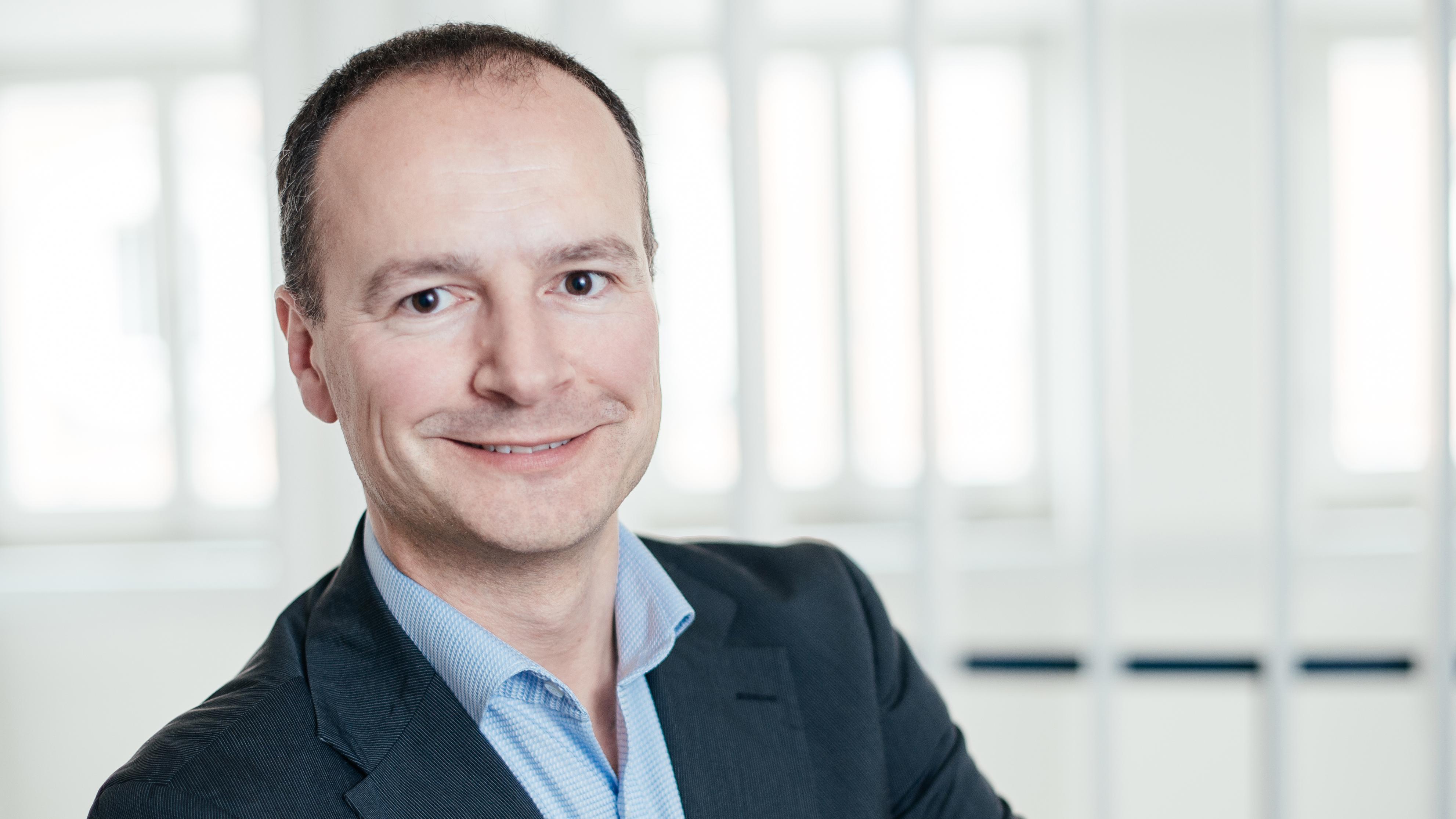 Steffen Jenter, kommissarischer Leiter B5 aktuell