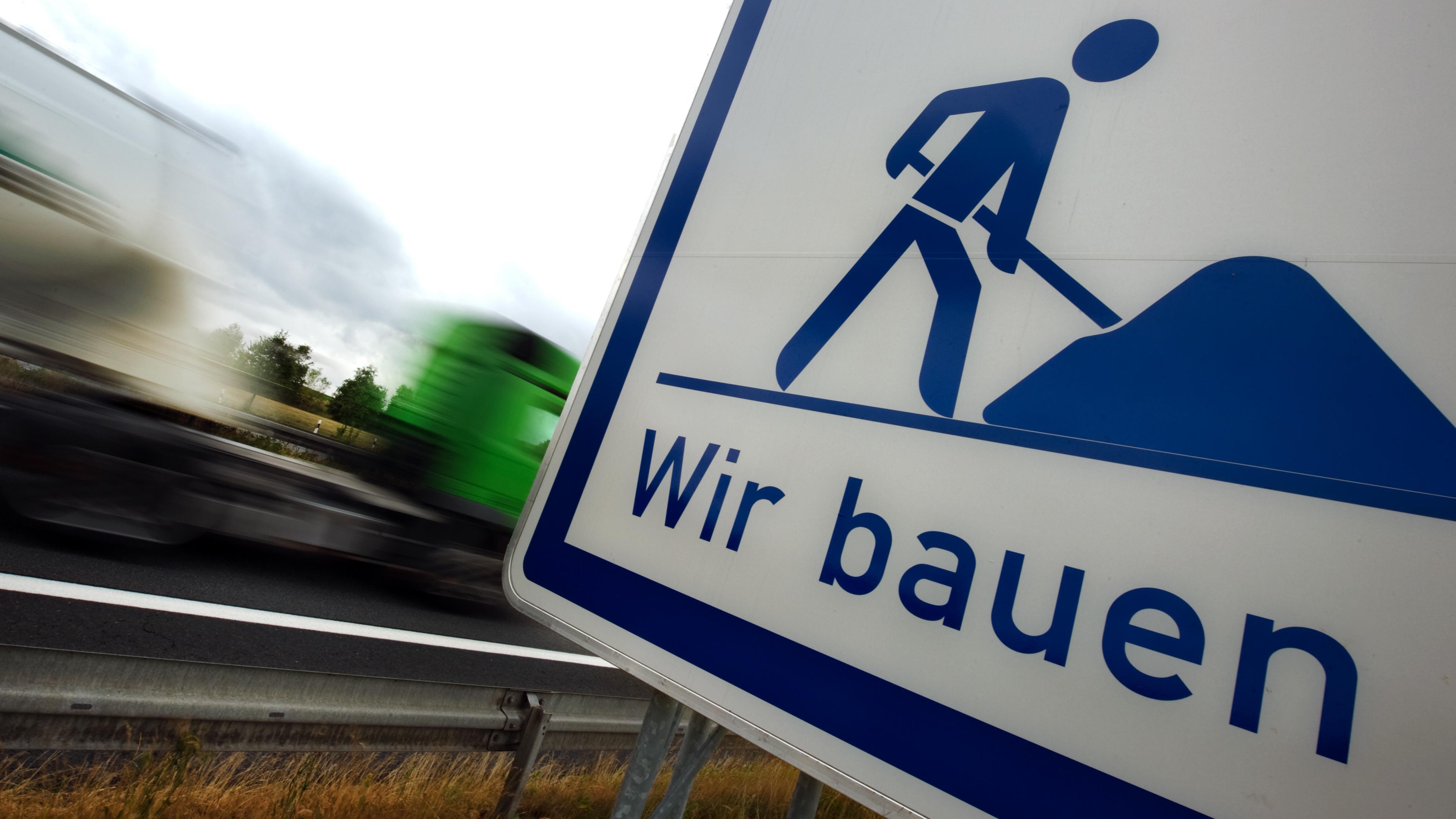 Die A3 bei Regensburg wird auf Jahre zur Großbaustelle