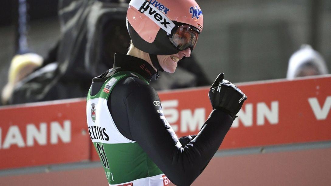 Ski-Weltcup in Finnland