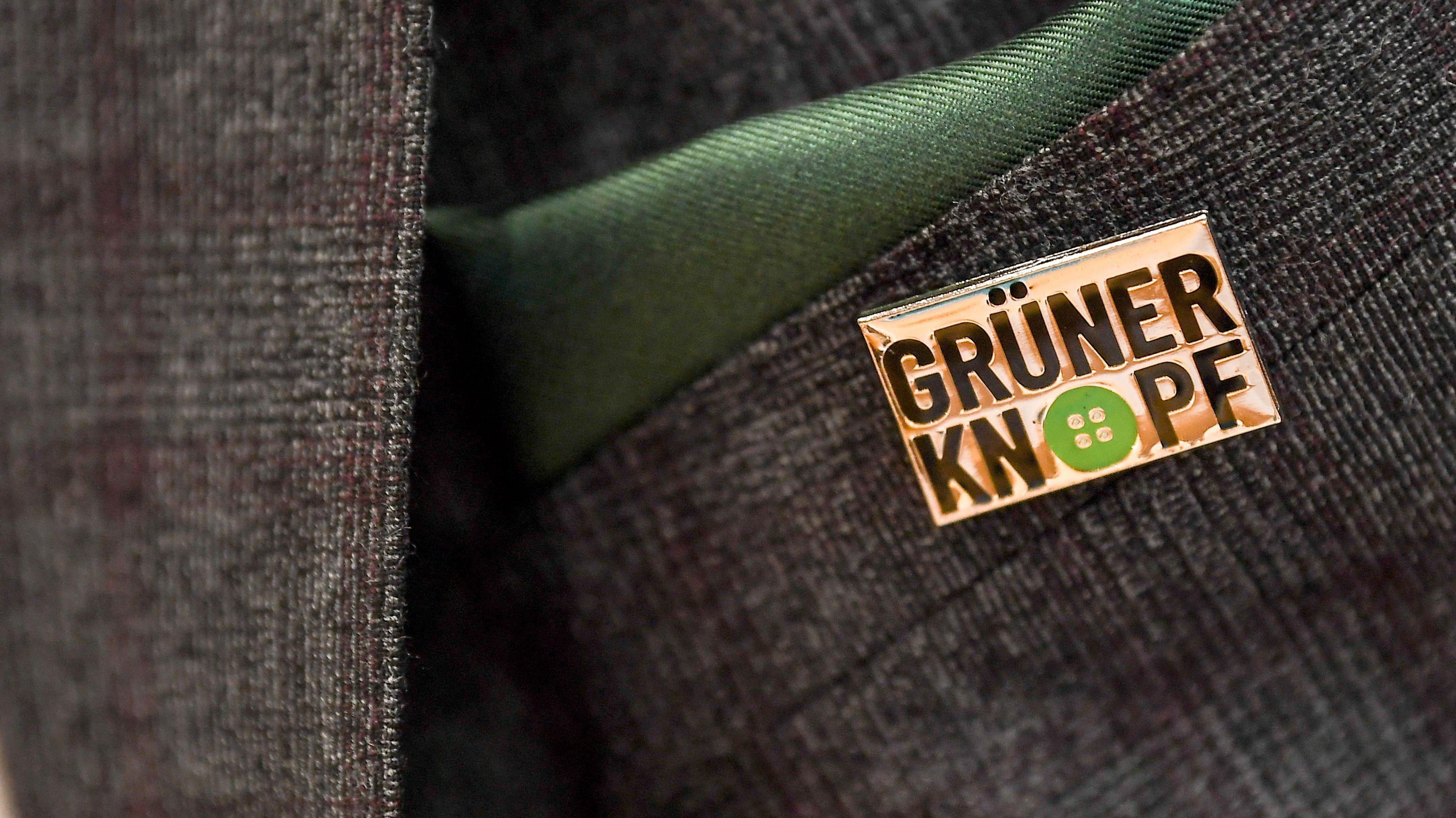 Grüner Knopf als Textilsiegel kommt
