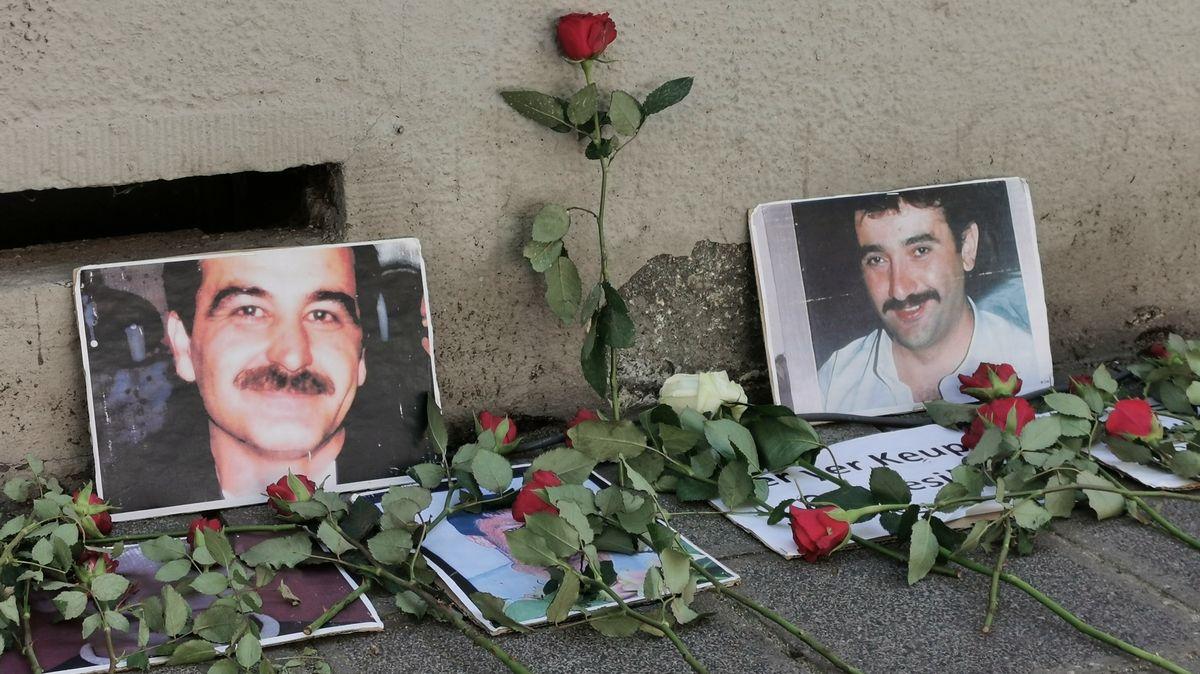 Fotos der vom NSU Ermordeten
