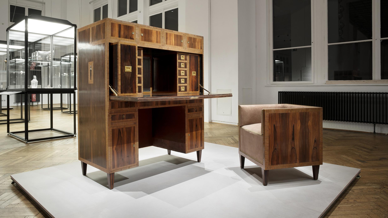 Koloman Moser: Seine Möbel revolutionierten den Jugendstil