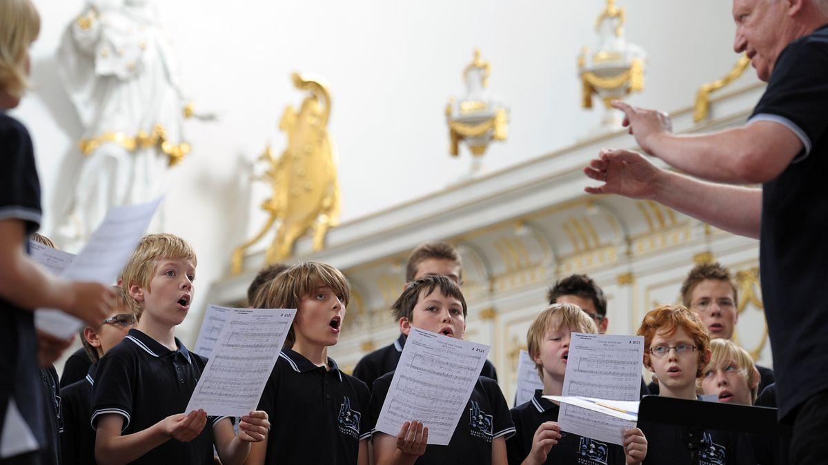 Nachwuchschor der Regensburger Domspatzen