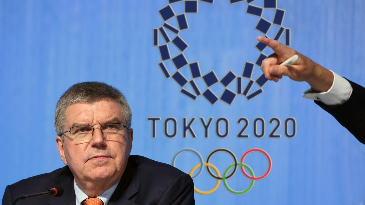 IOC-Chef Thomas Bach