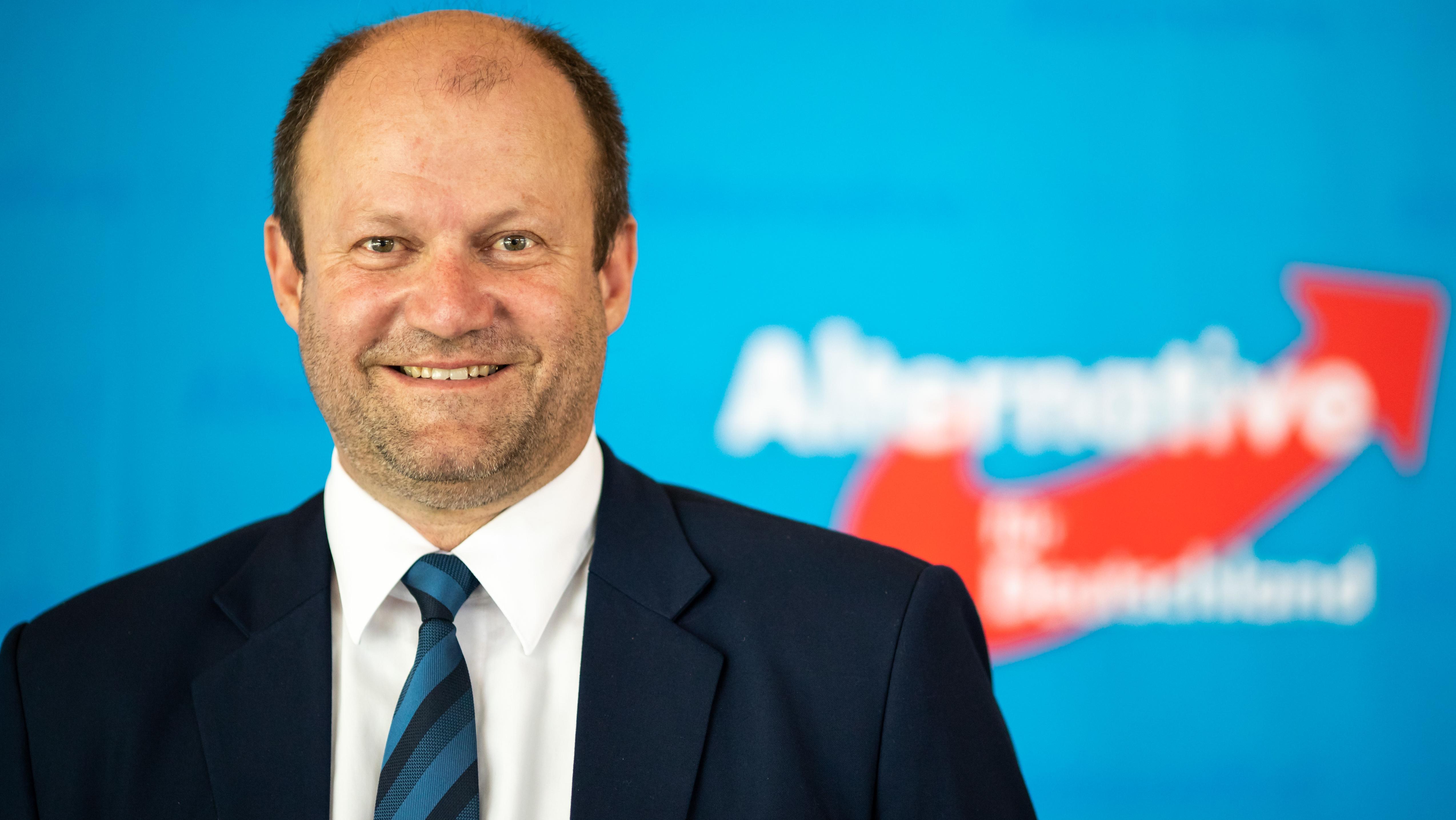 AfD-Politiker Markus Bayerbach