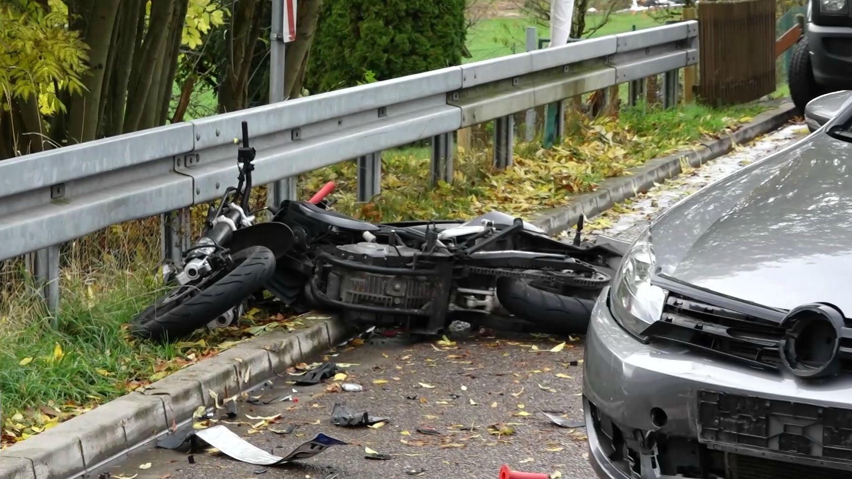 Unfall bei Kottensdorf