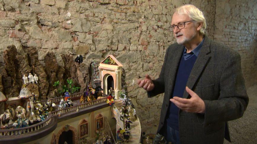 Guido Scharrer von den Straubinger Krippenfreunden erhält hohe Auszeichnung