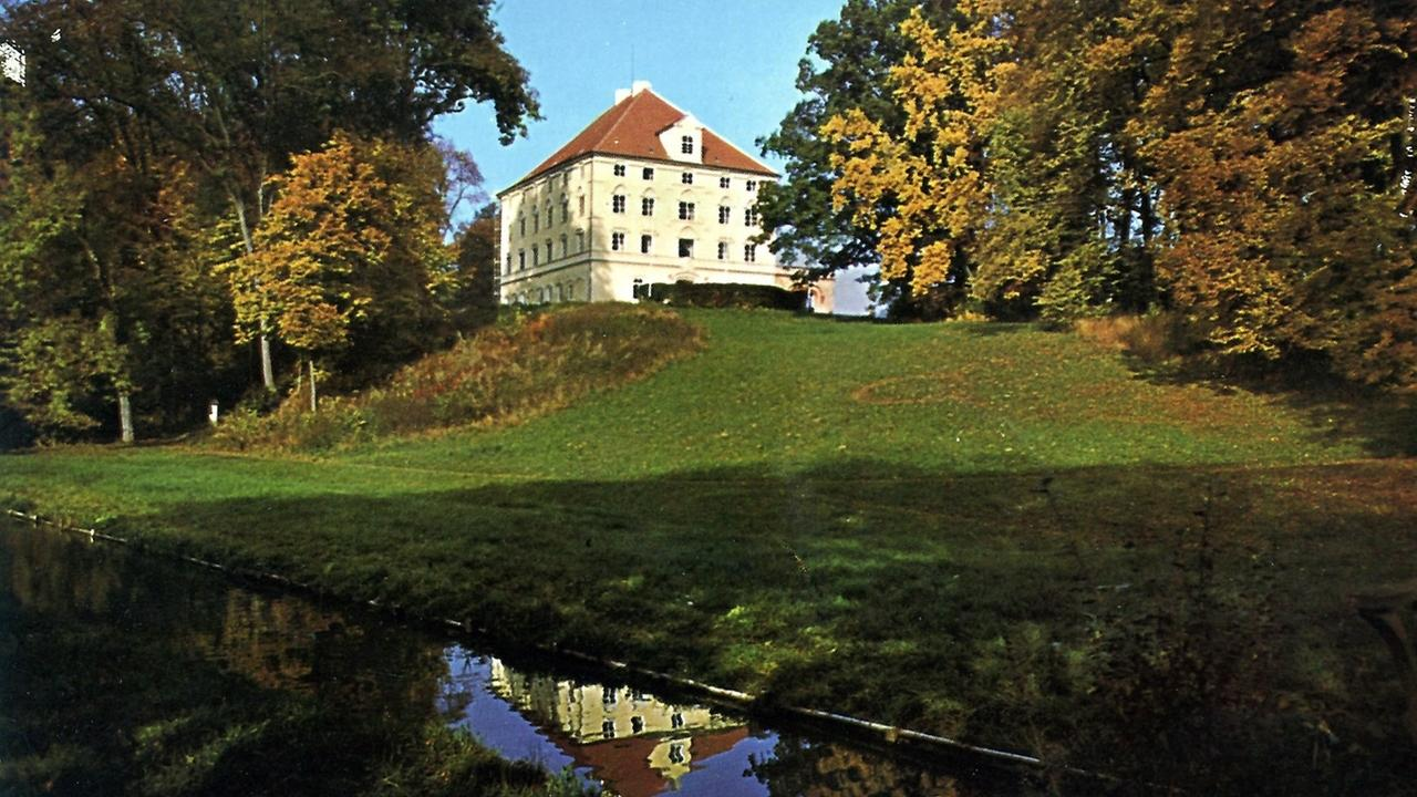 Montgelas' Schloss in Egglkofen