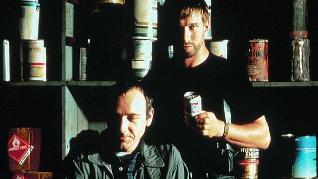 """Kevin Spacey und  Stephen Baldwin in """"Die üblichen Verdächtigungen"""""""