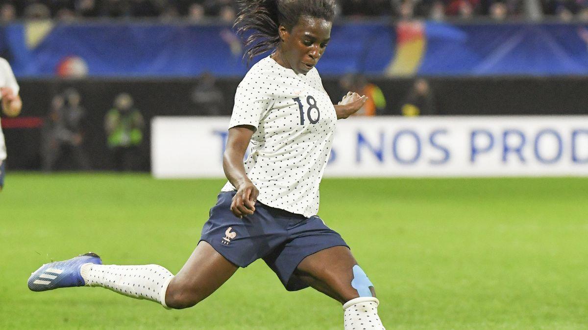 Französische Fußball-Nationalspielerin Viviane Asseyi wechselt nach München
