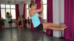 Poledance | Bild:BR Sport