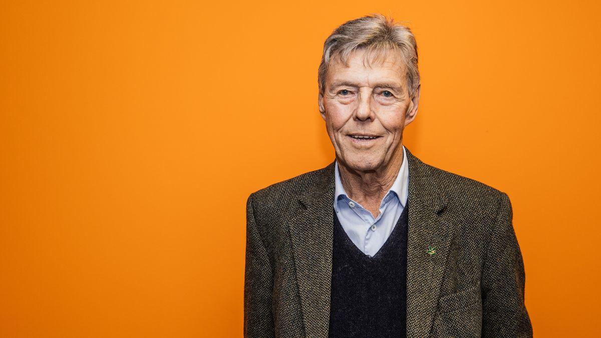 Der ehemalige Bundestagsabgeordnete Josef Göppel