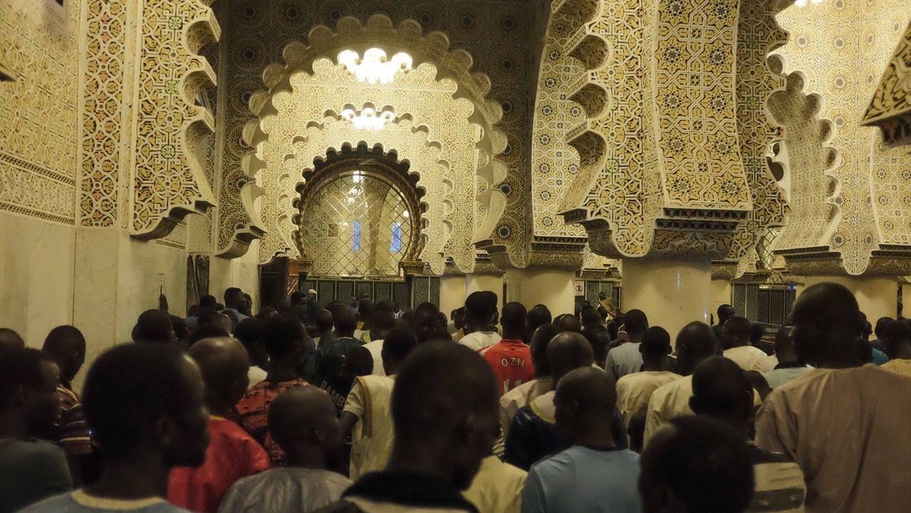Touba im Senegal