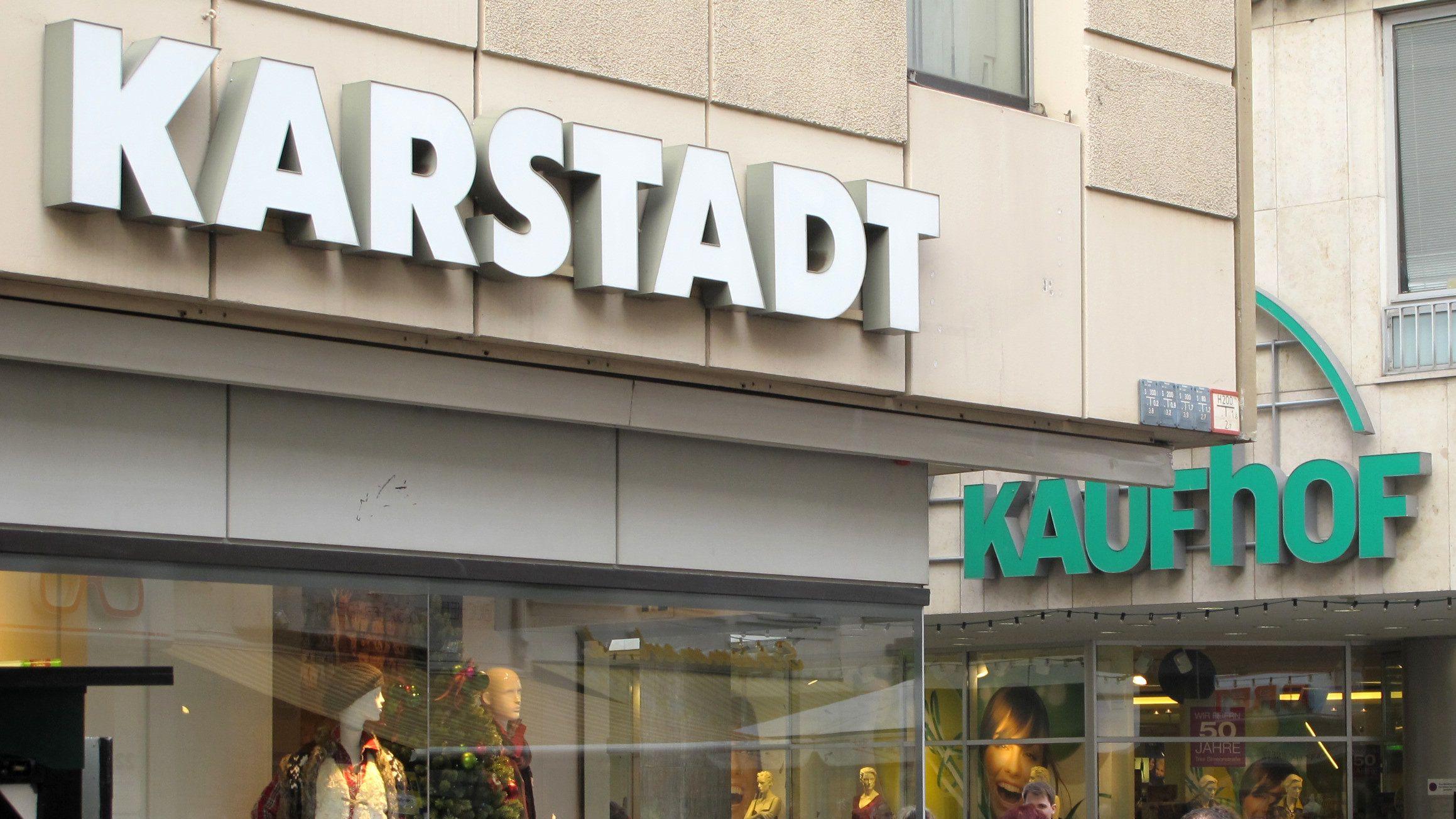 Karstadt übernimmt Reisebüros von Thomas Cook