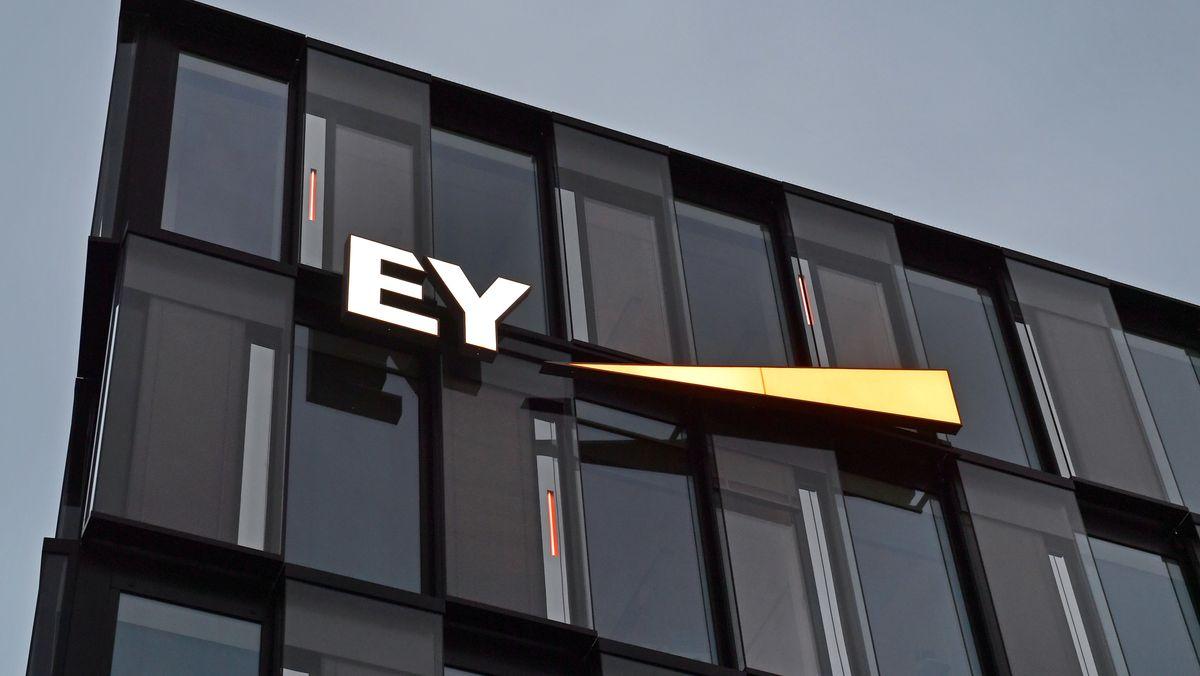 Buerogebaeude Ernst &Young, EY GmbH Wirtschaftspruefungsgesellschaft in Muenchen
