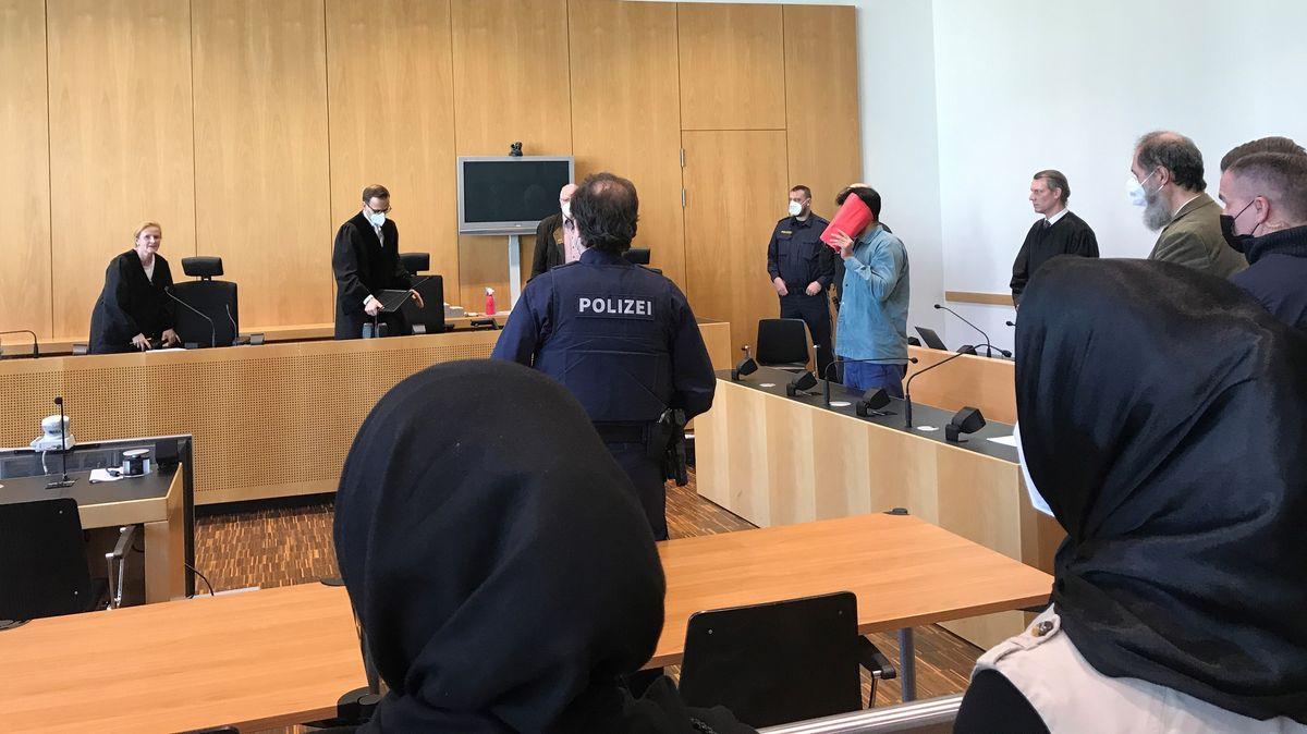 Prozess am Landgericht Augsburg