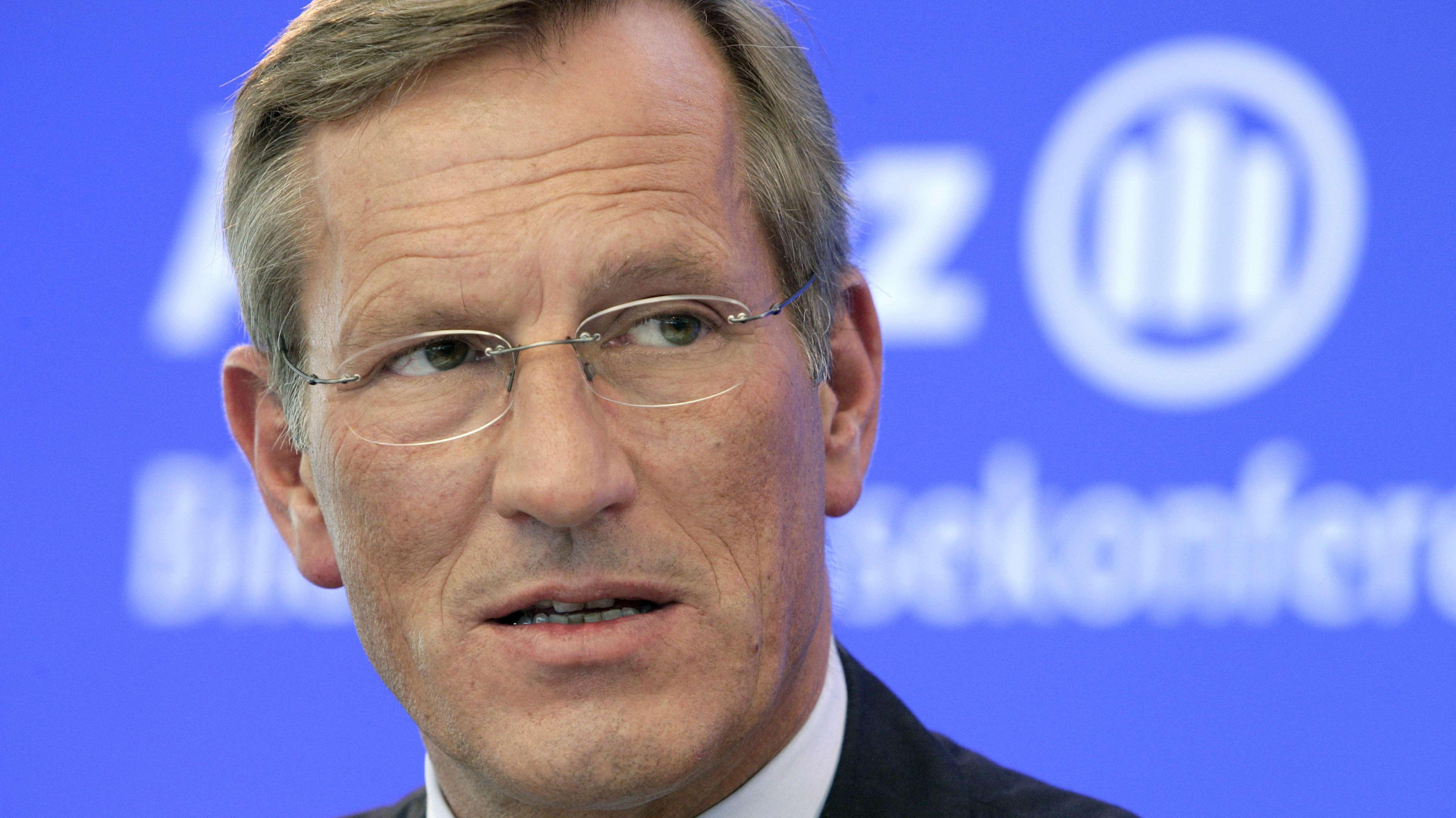 Allianz-Aufsichtsratschef Michael Diekmann.
